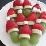 Tómate las uvas de una forma diferente con estas deliciosas Brochetas de Nochevieja
