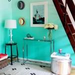 Pinta tus paredes con un look ombré degradé