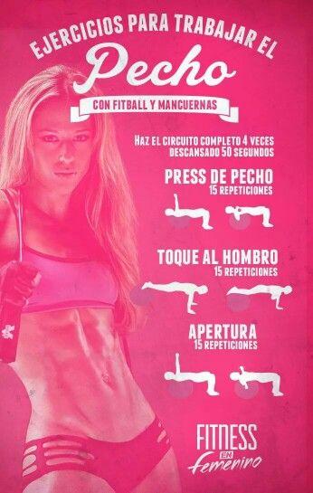 Si es posible aumentar por los ejercicios físicos el pecho