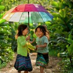 Paraguas chulos
