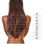 ¿Cómo de largo tienes el pelo?