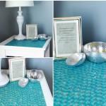 DIY: Decora tu mesa con cristalitos de mar