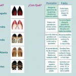 Aprende cómo combinar zapatos de diferentes puntas con su prenda ideal
